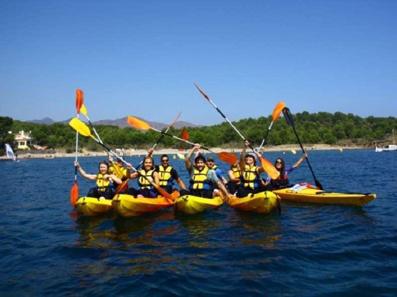 Fodo de Excursió familiar amb kayak