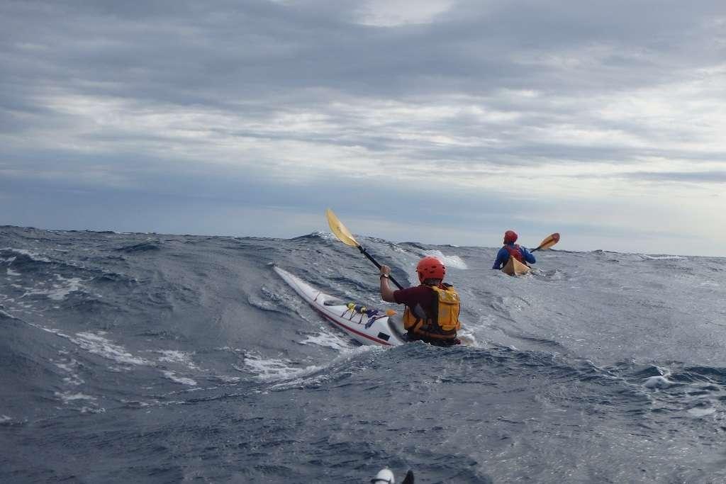 Fodo de Curs nivell 1 kayak de mar