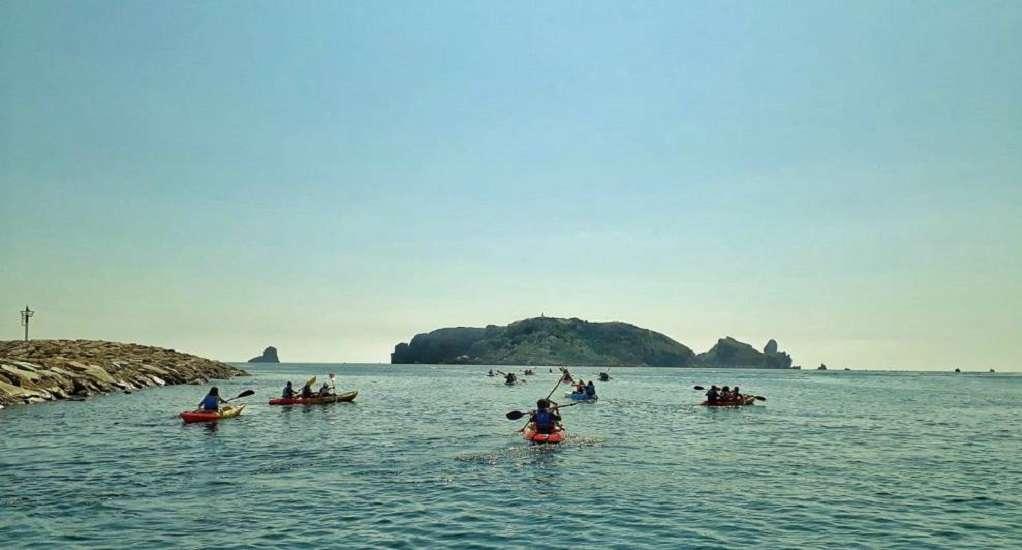 Fodo de Eco-Kayak Illes Medes