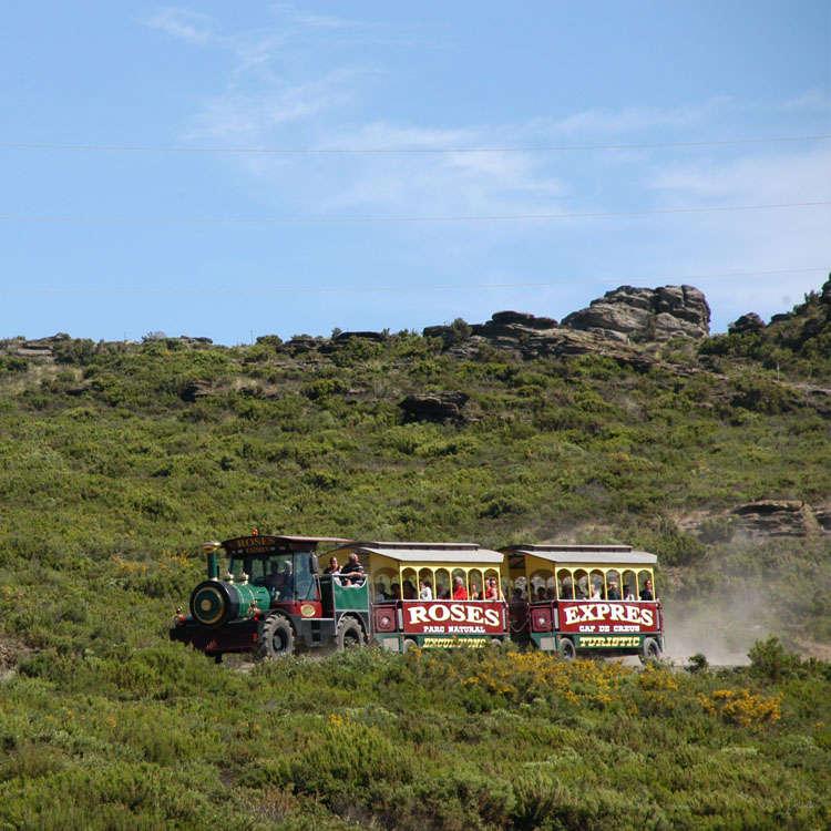 Fodo de Tren Turístic: Puig Alt