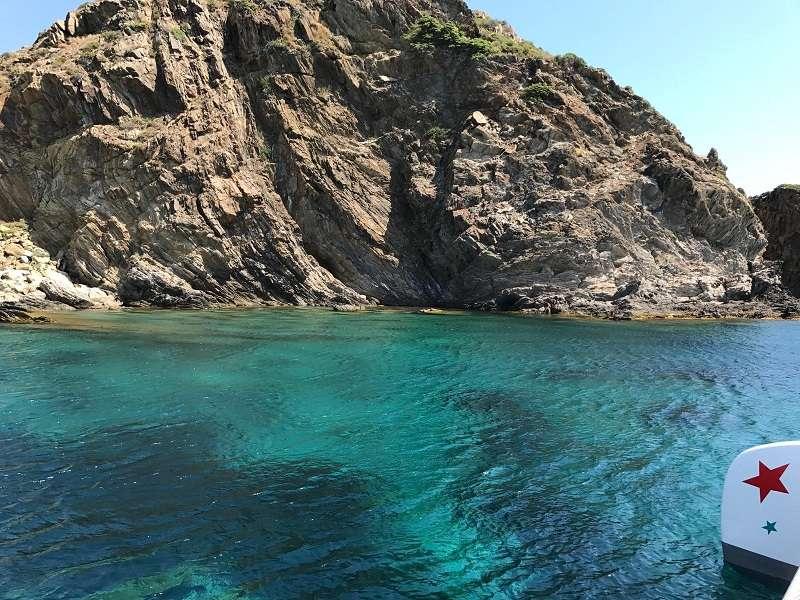 Foto de Roses - Parque Natural Cap de Creus en catamarán