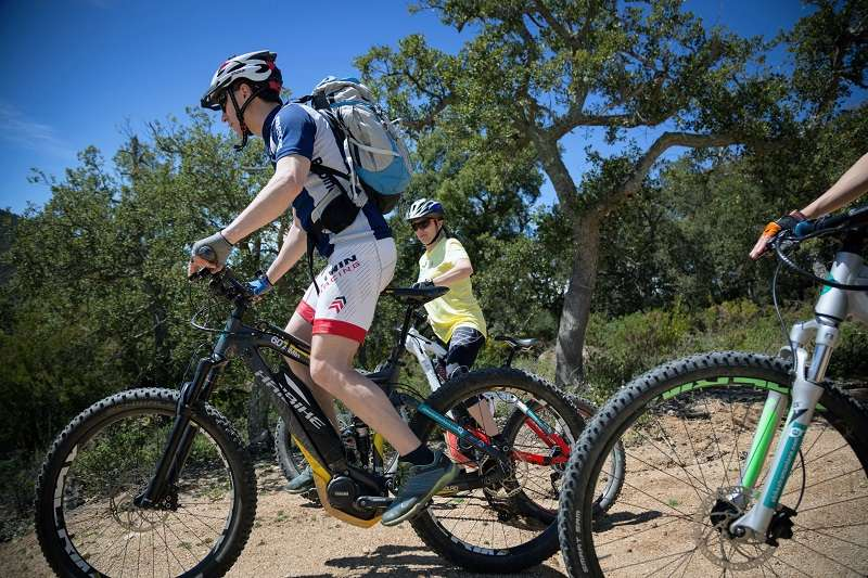 Photo of [subject] Mountain e-bike route: Sant Miquel de la Font Freda