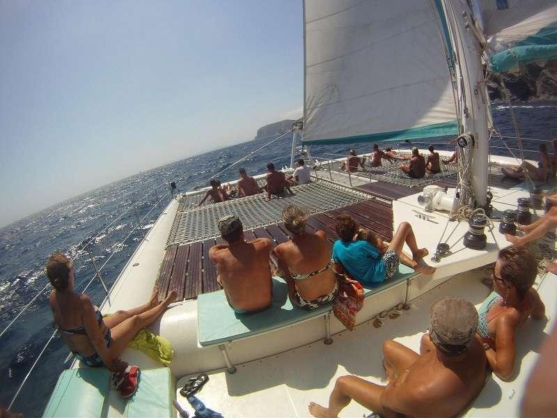 Foto de Roses - Cap Norfeu Cadaqués en catamarán