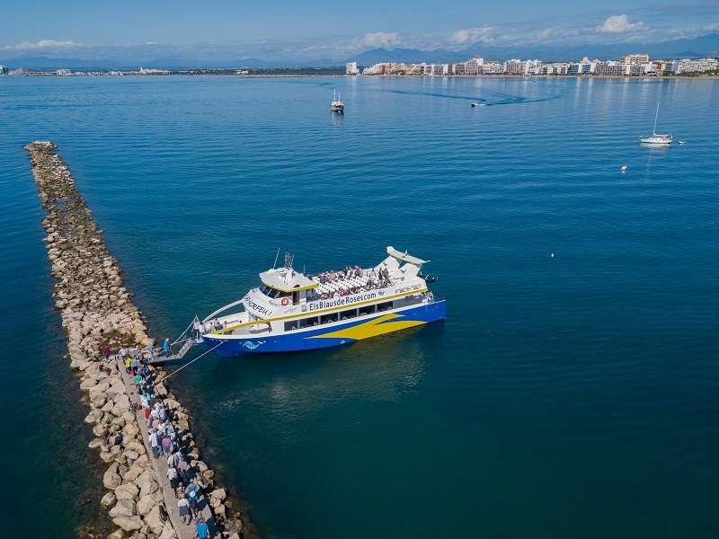Fodo de Tour amb vaixell 'Cadaqués Especial'
