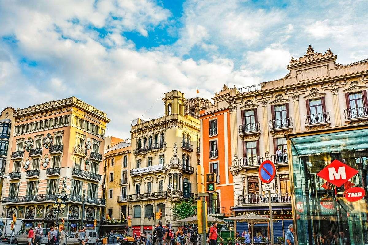 Photo de Barcelona City Tour + Fontaines de Montjüic