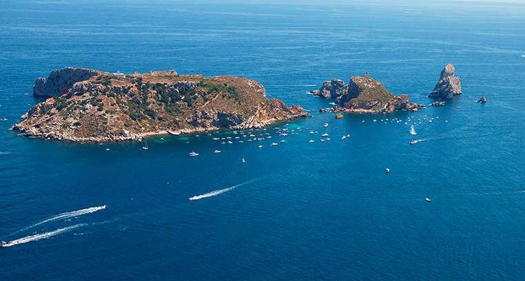 Fodo de Creuer Nautilus: Illes Medes & Roca Foradada