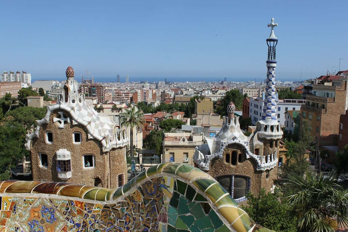 Photo of [subject] Barcelona Panoramic City Tour