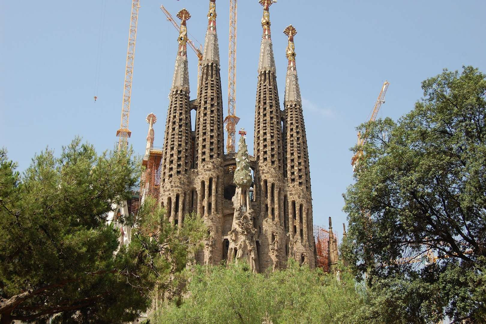 Foto de Barcelona Panoramic City Tour