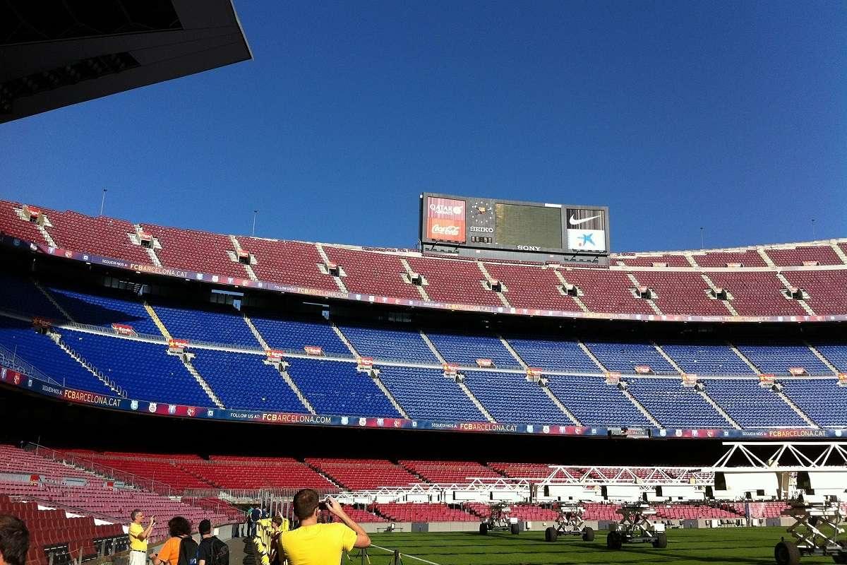 Fodo de Barcelona Panoramic City Tour + Camp Nou Experience