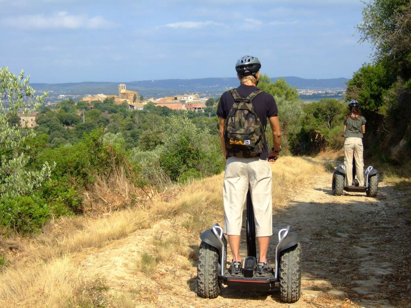 Ruta de l'estany d'Ullastret amb segway<br /><strong>Sortida: 11.00h <strong class='extra_info_articulo'>- desde 32.00 €  </strong></strong>